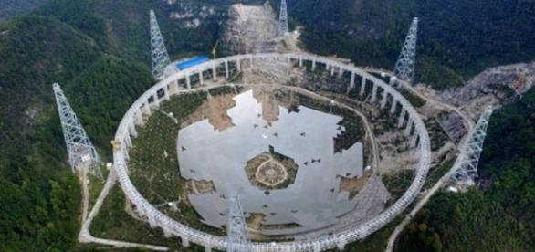 World's biggest radio telescope and first-ever quantum satellite ... - scmp.com