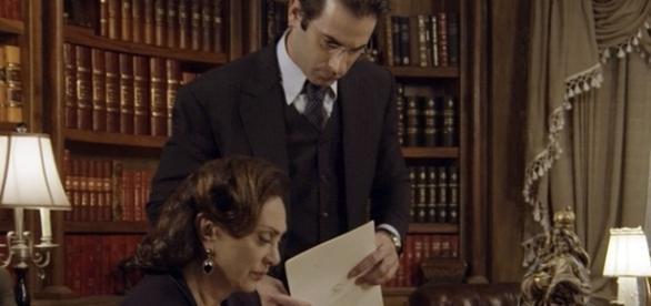 Araújo promete ajudar Anastácia a recuperar toda sua fortuna