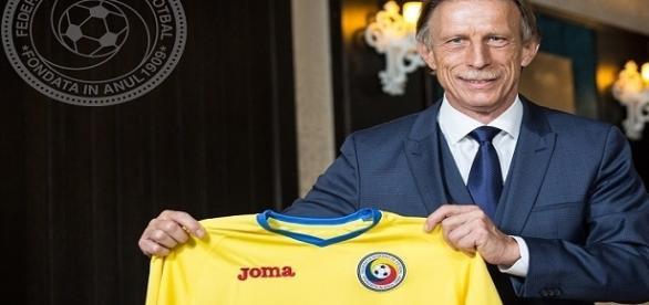 Christoph Daum, noul selecționer al României