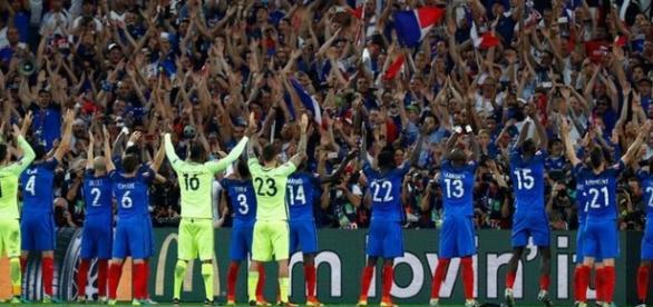 Con dos goles de Griezmann, Francia venció a Alemania y avanzó a la final de la Eurocopa