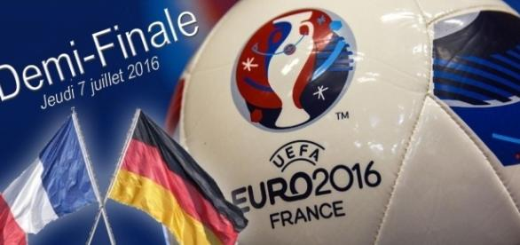 Demi-finale Euro 2016 - France Allemagne