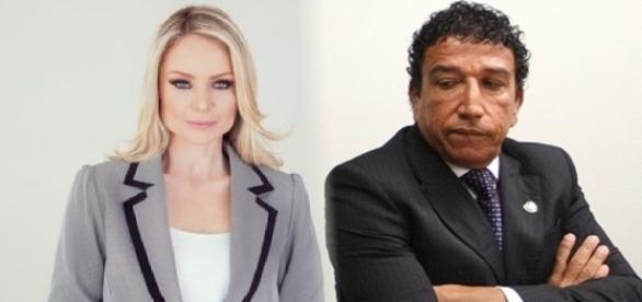 Magno Malta quer prisão perpétua para ex-marido de Bianca
