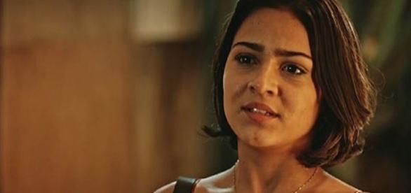 Olívia fica arrasada ao ver Miguel com outra (Gshow)