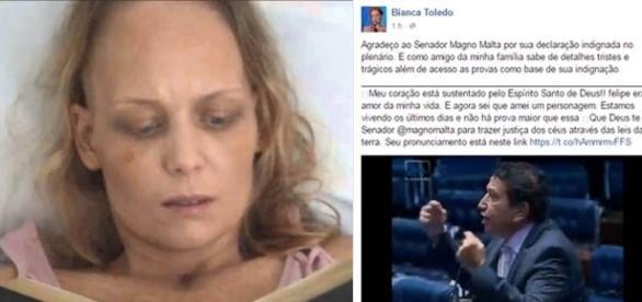 Pastora evangélica denunciou marido por estupro (Reprodução/Internet)