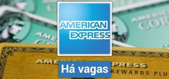 Vagas na American Express. Foto: Reprodução Capitalotc.