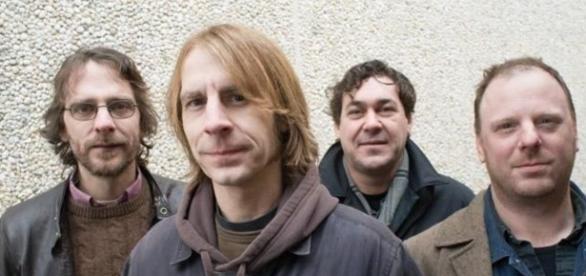 Mudhoney durante Handsome Tours.