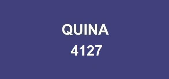 Estimativa de R$ 6,5 milhões no prêmio principal da Quina 4127