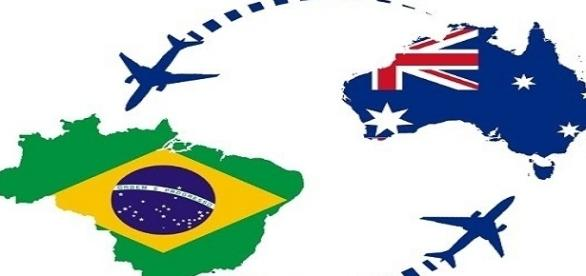 Novas regras para entrada de brasileiros na Austrália