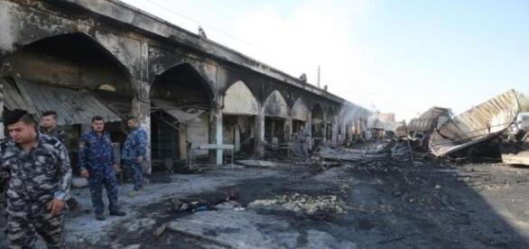 Otro ataque terrorista que deja 35 fallecidos