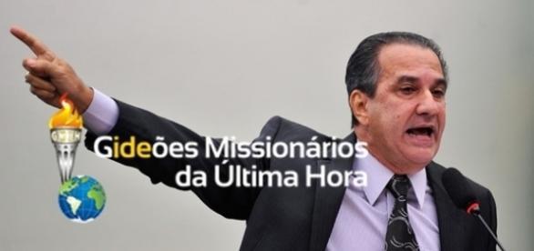 Pastor Silas Malafaia | Foto da internet