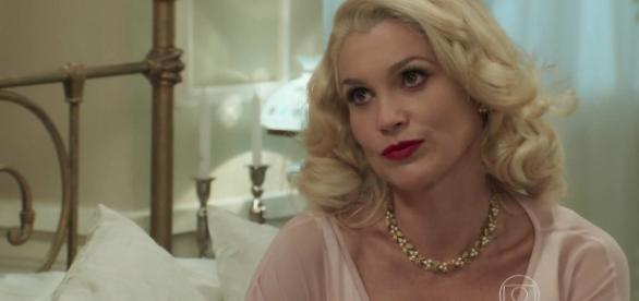 Sandra quer bater em Maria (Divulgação/Globo)