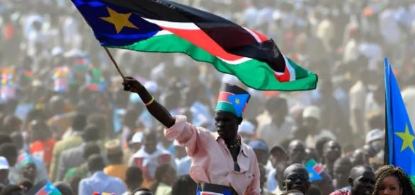South Sudan - The Birth of a New Nation ~ CristianoRonaldoGirlslist - blogspot.com