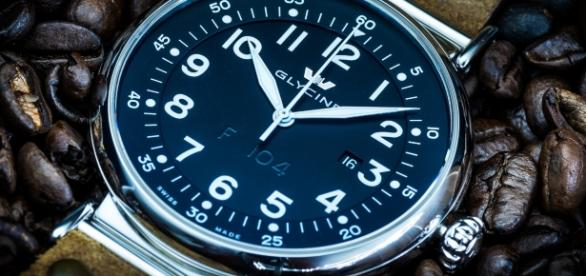 Zegarek inspirowany lotnictwem