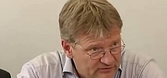 """""""Zgodnie z własnym sumieniem"""" rozbija jedyną silną partię opozycyjną w Niemczech"""
