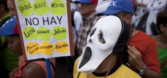 Crisis en Venezuela, saca a flote lo peor del venezolano