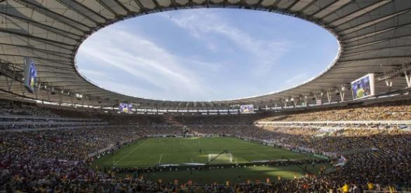 Estadio-Maracaná-Río de Janeiro-Brasil