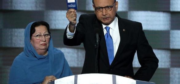Khizr Khan's DNC 2016 speech: Read the full transcript from the ... - independent.co.uk