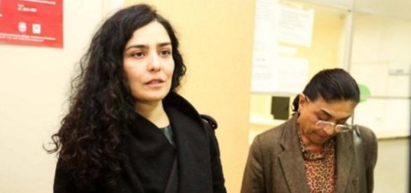 Letícia Sabatella vai parar na Polícia