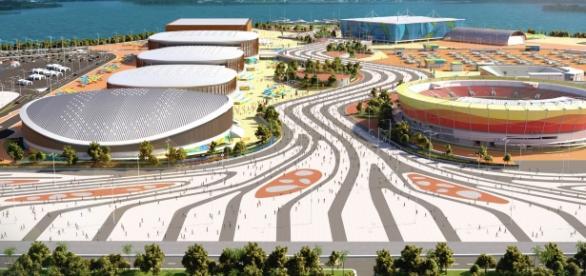 Parque Olímpico Barra da Tijuca en Río de Janeiro