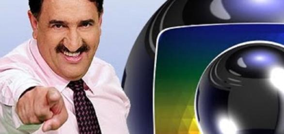 Ratinho apareceu em filme exibido na Globo (Reprodução/Internet)