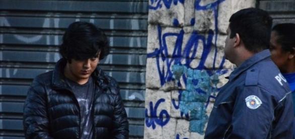 Rodrigo Monteiro Sze, 20 anos, filho da superintendente do Detran-SP
