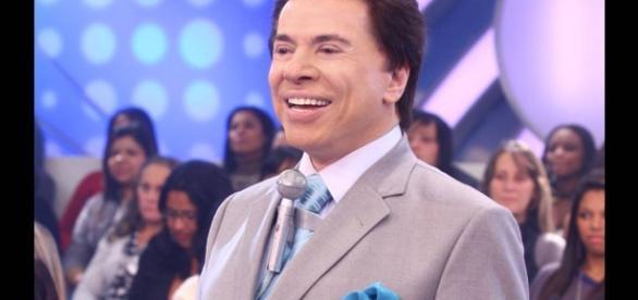 Silvio Santos chama cantora de criança feia