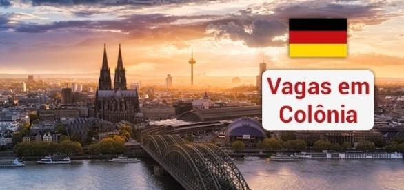 Vagas em Colônia na Alemanha. Foto: Reprodução 123wallpapers