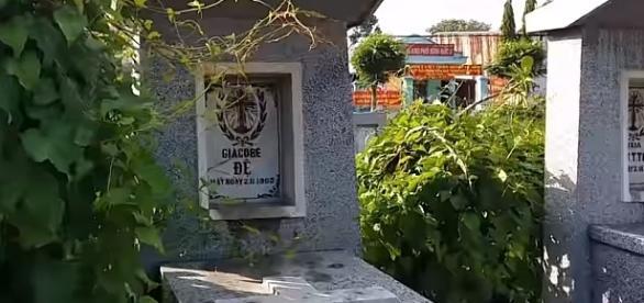 Grobowce braci Diem, podstępnie zamordowanych z woli USA, w Mieście Ho Chi Minha. YouTube video Ngô Đình Diem-Cố Tổng Thống Đệ nhất Cộng Hòa Việt Nam