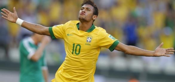 Neymar quiere jugar con Brasil en Río 2016 - lapelotona.com