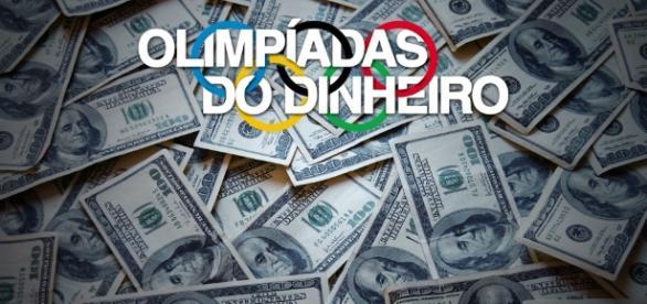 Olimpíadas do Dinheiro: veja quanto foi gasto.