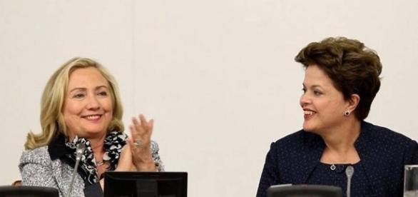 Dilma, Hillary e o machismo - questões da política