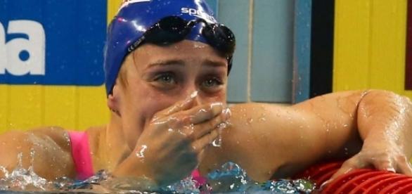 Mireia Belmonte: La esperanza española está en la piscina - zona-deportiva.com