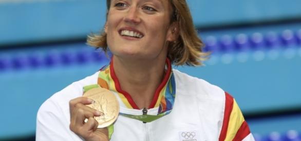 oro para Mireia Belmonte en los 200 metros mariposa