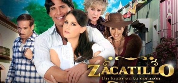 'Zacatilho' é um lugar de muitas histórias (Foto: Televisa)