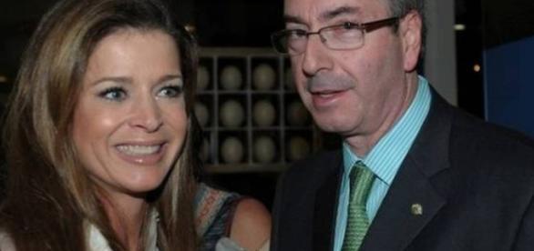 A história de amor entre Cunha e Cláudia Cruz - Jornal O Globo - globo.com
