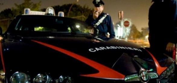 Carabinieri au avut de furcă cu un refugiat