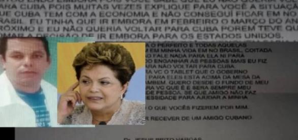 Médico abandona Dilma e vai para os Estados Unidos