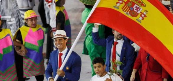 Río 2016   Maracaná se vuelca con el equipo olímpico de los ... - rtve.es