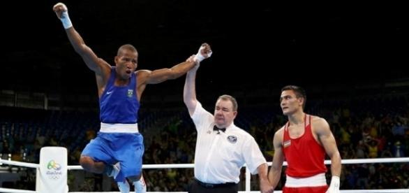 Robson Conceição garante medalha nas Olimpíadas