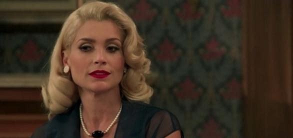Sandra sequestra filho de Candinho e Filomena (Divulgação/Globo)