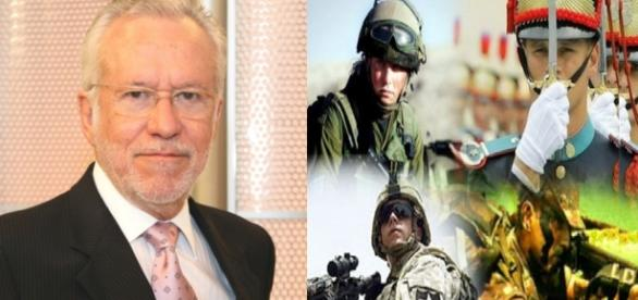Alexandre Garcia defende governo militar