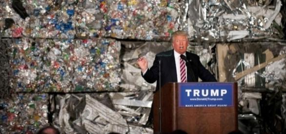 #Donald Trump ou l'Amérique fâchée
