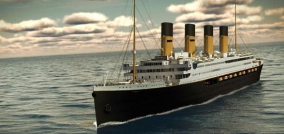 O Titanic foi uma das invenções que vitimou seu criador