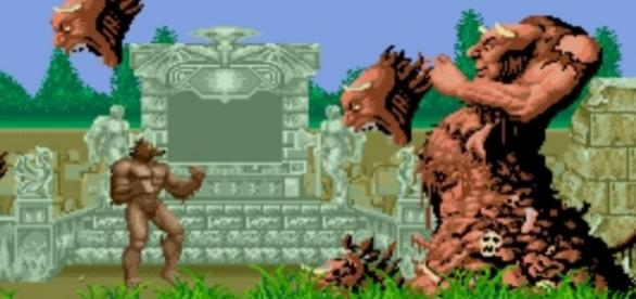 After a deadly serious quest, Altered Beast's ending let us in on ... - avclub.com