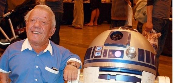 Ator que interpretava R2-D2 morreu aos 81 anos de idade.