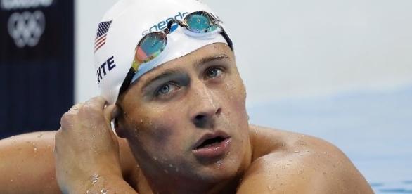 Nadador americano é assaltado no Rio