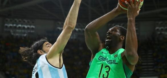 Valente, Brasil não foi páreo para o ótimo time argentino em disputa da Rio 2016