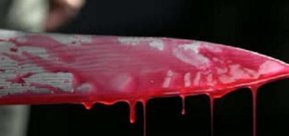Butelka chrześcijańskiej krwi za 1000 tyś. dolarów (fot.nodisinfo.com)
