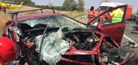 Doi români au murit într-un accident în Spania (foto: arhivă)