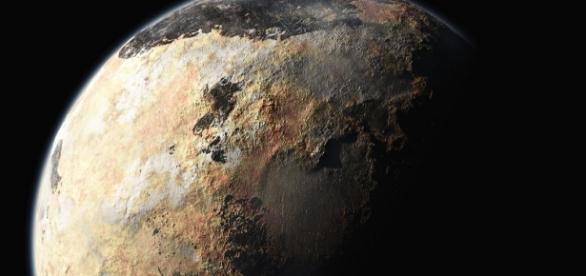 Más allá de Plutón existen planetas mayores que la Tierra.